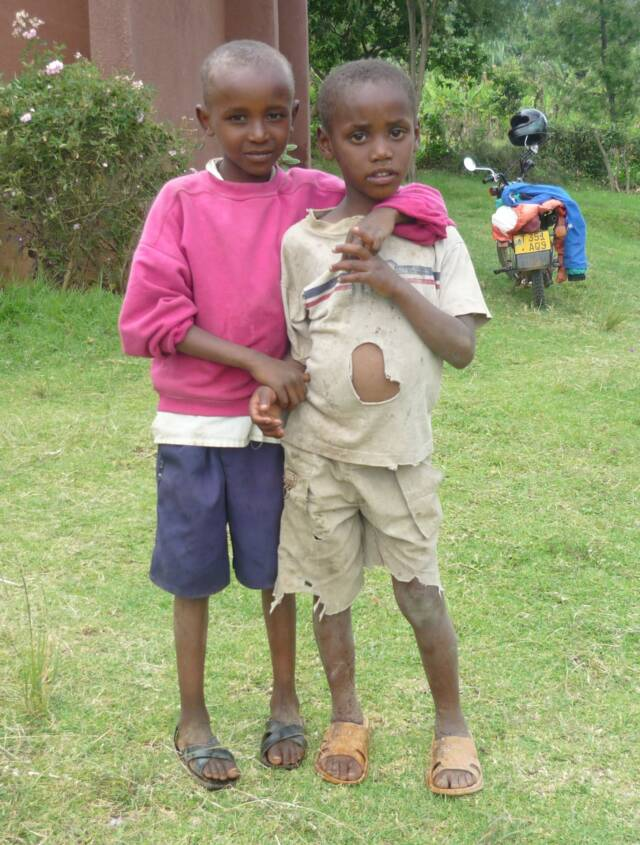 Clothe the children of Tanzania